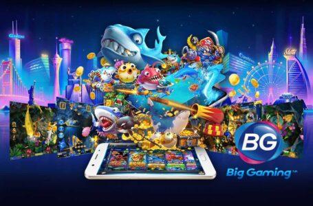 วิธีเล่นเกมยิงปลาออนไลน์ค่าย BG Gaming